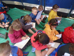 Y1 Writing Instructions