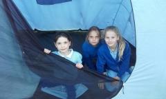 Y34 tent up 2